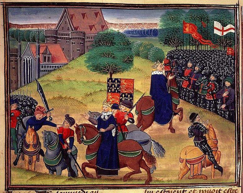 Death of Wat Tyler
